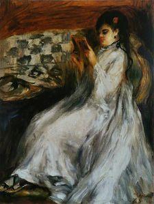 451px-Pierre-Auguste_Renoir_-_Jeune_Femme_lisantlibre de droittpg