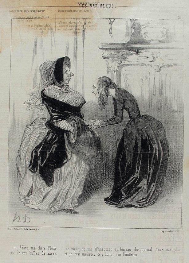 L'écriture féminine au XIXe siècle (1/4)