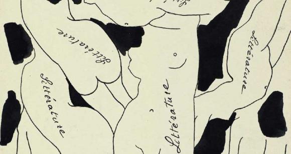 Picabia et la littérature : le corps féminin