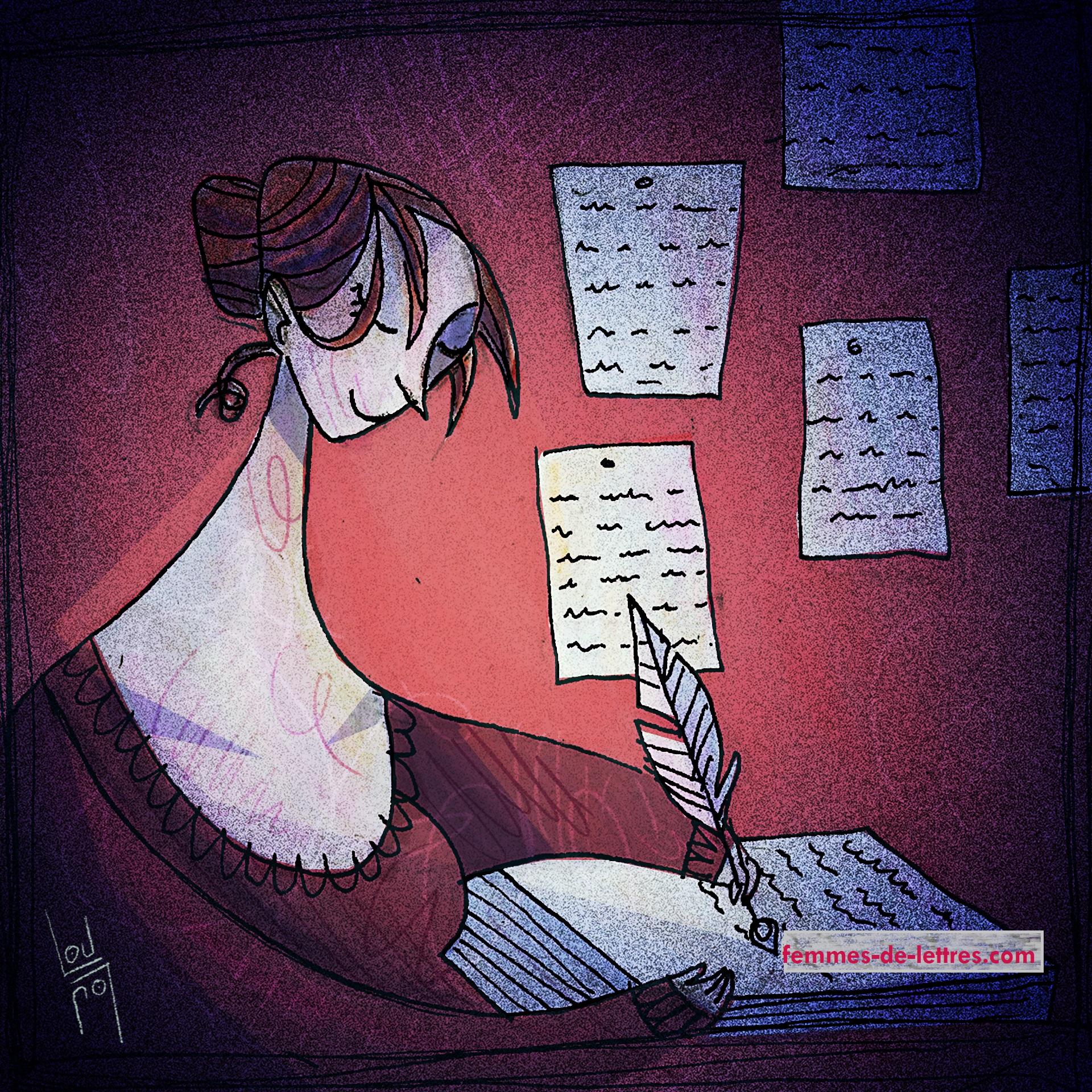 Litterama, les femmes en littérature