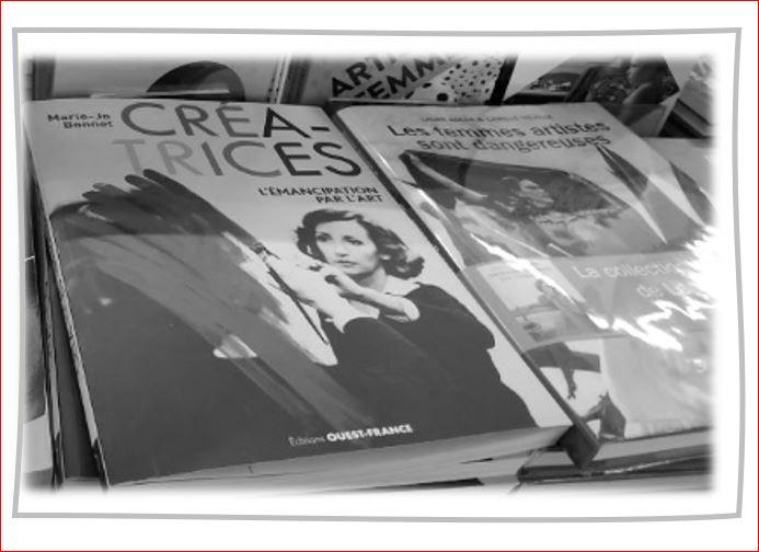 Femmes artistes : une petitebibliographie