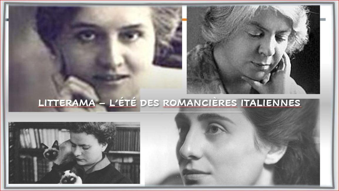L'été 2020 des romancières italiennes surLitterama