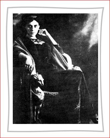 Amalia Guglielminetti /Les femmes qui écrivent…(1881-1941)