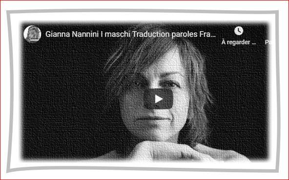 Gianna Nannini Imaschi