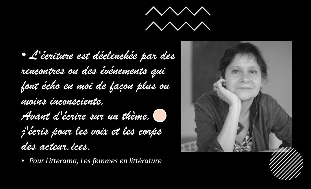 Les femmes et le théâtre : CatherineBenhamou