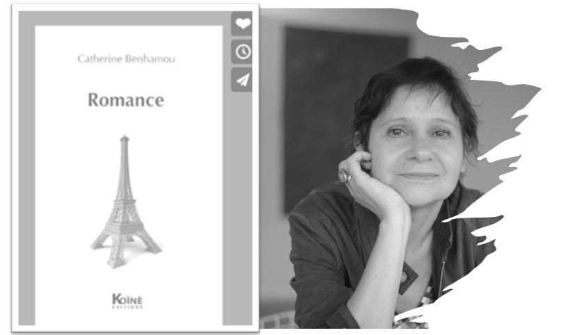 ARTCENA – Catherine Benhamou présente «Romance»