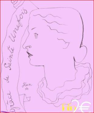 Louise de Vilmorin – SainteUnefois