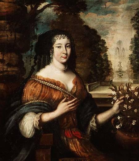 Les amoureux – Madeleine de Scudéry(1607-1701)